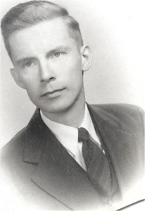 William Henry Waller, II, circa 1948.