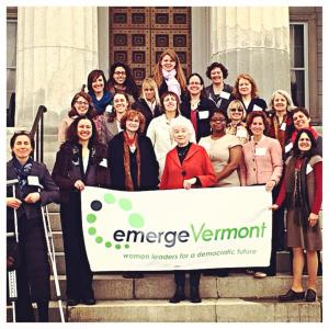 EMERGE attendees at recent training